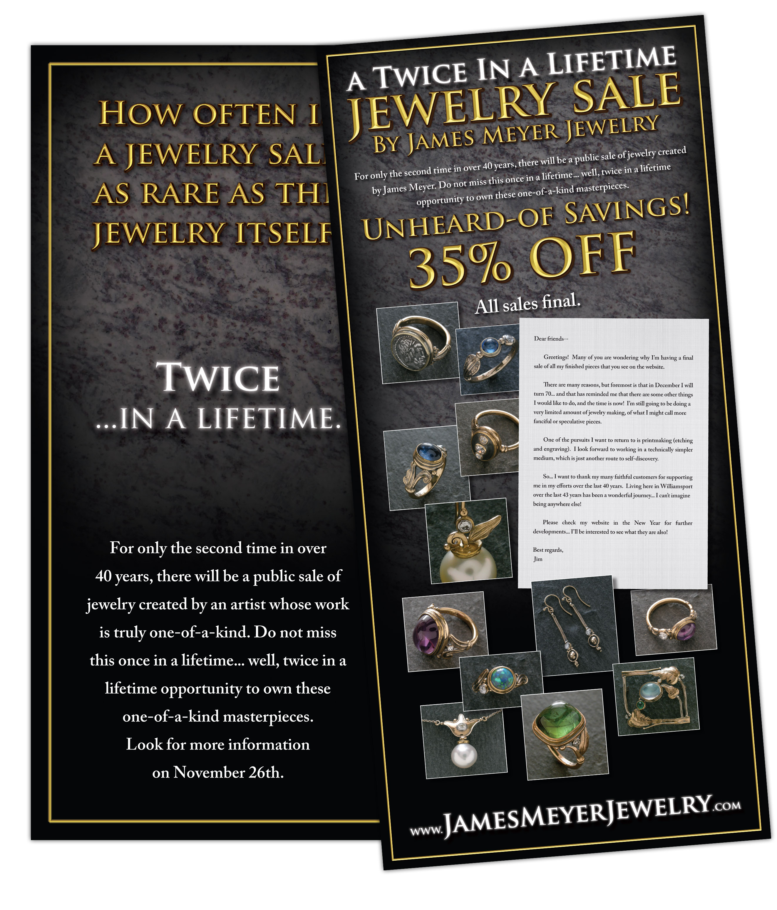 Jewelry – Newspaper Ads | Impact Advertising