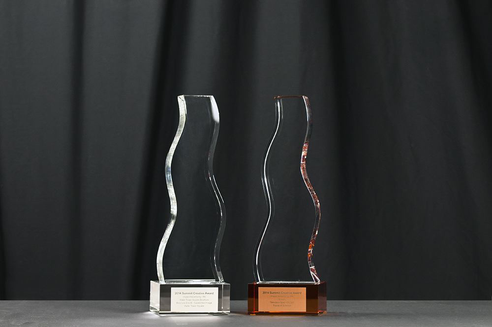 Summit International Creative Awards - Silver and Bronze